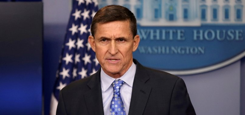 TRUMP PARDONS FLYNN DESPITE GUILTY PLEA IN RUSSIA PROBE