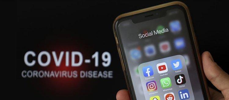 Kovid-19 sosyal medyanın psikolojisini etkiledi