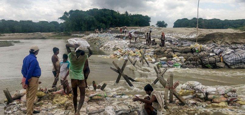 45 KILLED IN PROLONGED RAIN, FLOODS IN EASTERN INDIA