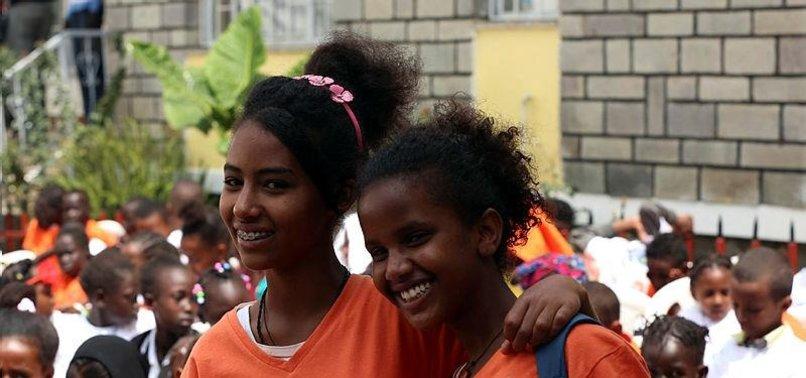TURKEY CONTINUES TRAINING FUTURE LEADERS OF ETHIOPIA
