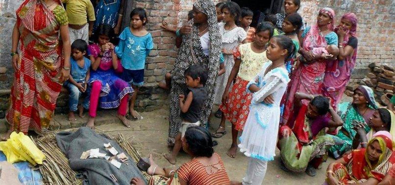 TOXIC LIQUOR KILLS 86 PEOPLE IN INDIA