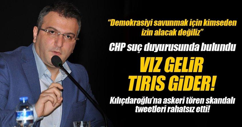 Cem Küçük'ten CHP'nin suç duyurusuna cevap: Vız gelir tırıs gider