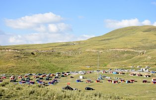 Turkey's Erciyes Ski Center hot spot for summer vacation
