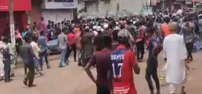 PROTESTERS SHOT DEAD IN BANGLADESH AFTER KORAN DESECRATION
