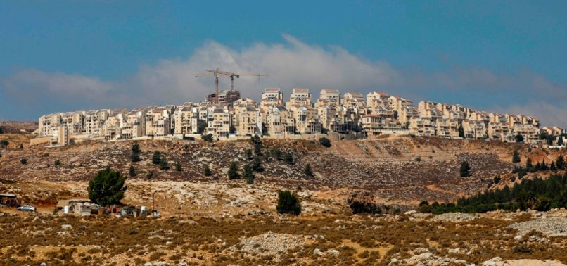 ISRAEL BUILDS OVER 12,000 ILLEGAL SETTLEMENT UNITS IN OCCUPIED WEST BANK IN 2020: PLO