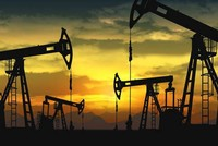 Wall Street closed lower Wednesday as oil prices declined with rising weekly crude oil inventories in the U.S.
