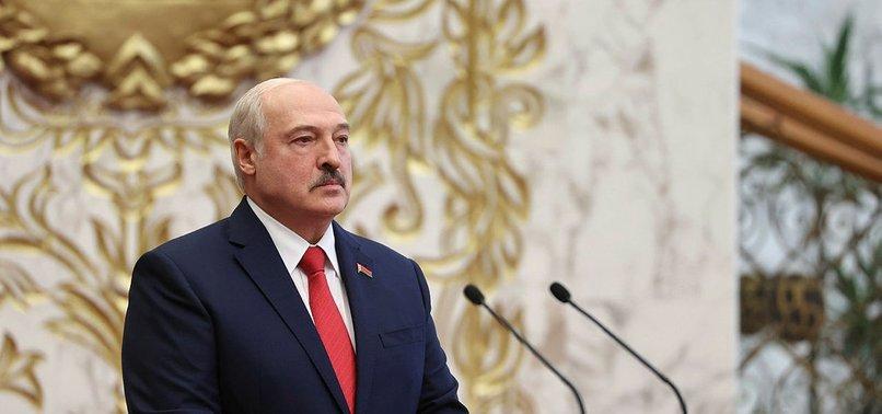 US SAYS LUKASHENKO NOT LEGITIMATE LEADER OF BELARUS