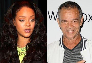 Rihanna'dan babasına soyadı davası .
