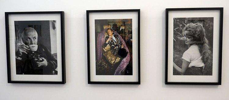 Erdoğan, Japonya'da 'Ara Güler Fotoğraf Sergisi'ni açacak