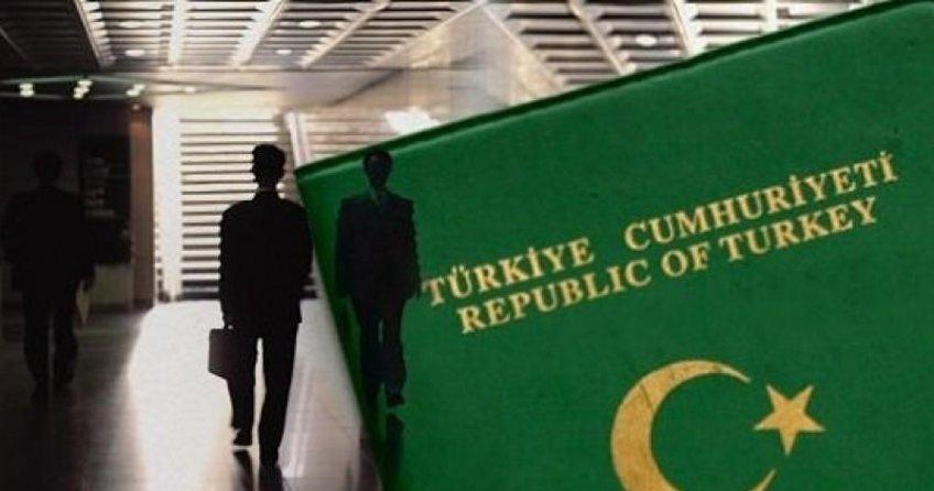 İhracat yapan firmaların 1 ila 5 yetkilisine yeşil pasaport verilecek
