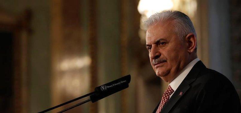 TURKISH PM INVITES COUNTERPARTS TO OIC SUMMIT ON GAZA