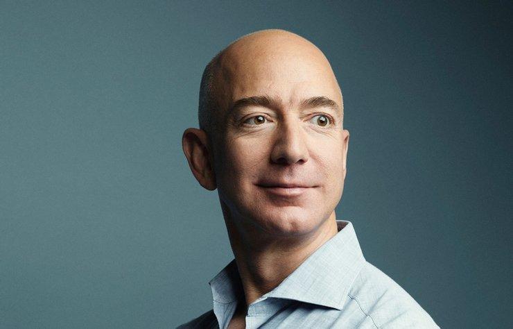 En yüksek servete sahip isim yine Jeff Bezos oldu.