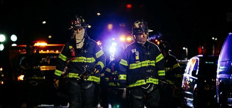 WORST NY FIRE IN DECADES KILLS 12, INCLUDING FOUR CHILDREN