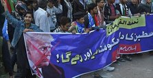 Thousands in Pakistan protest US Jerusalem move
