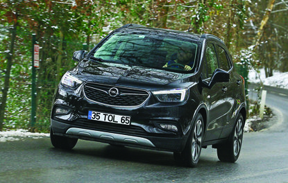 Test · Opel Mokka X 1.4 AT AWD