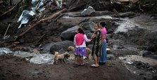 Six dead, 35 missing in El Salvador mud slide