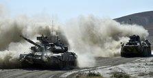 Turkish-Azerbaijani joint large-scale military drills underway