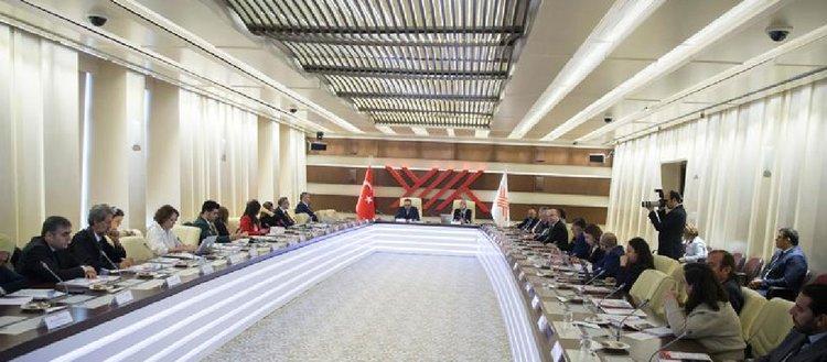 YÖK'ten 'Orta Doğu'nun akademik mirası' için iş birliği çağrısı