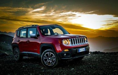 """Jeep'ten Renegade'e """"Şimdi al, yarısını seneye öde"""" kampanyası!"""