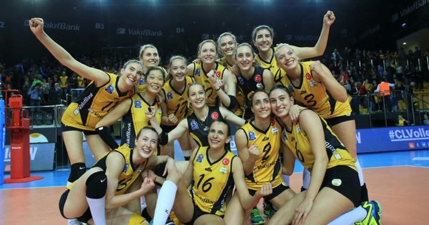 VakıfBank, bir kez daha dünya şampiyonu!