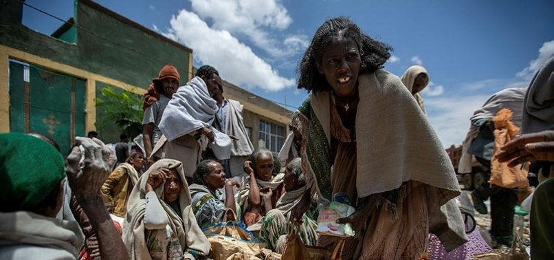 IN TIGRAY, FOOD IS OFTEN A WEAPON OF WAR AS FAMINE LOOMS