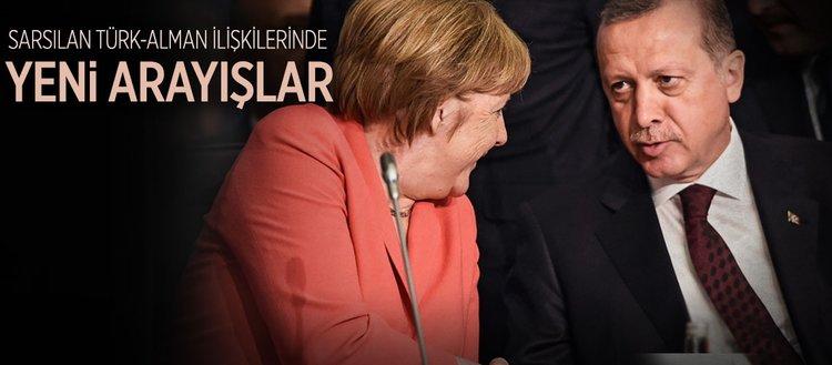Türkiye-Almanya ilişkilerinde 'yeni' arayışlar