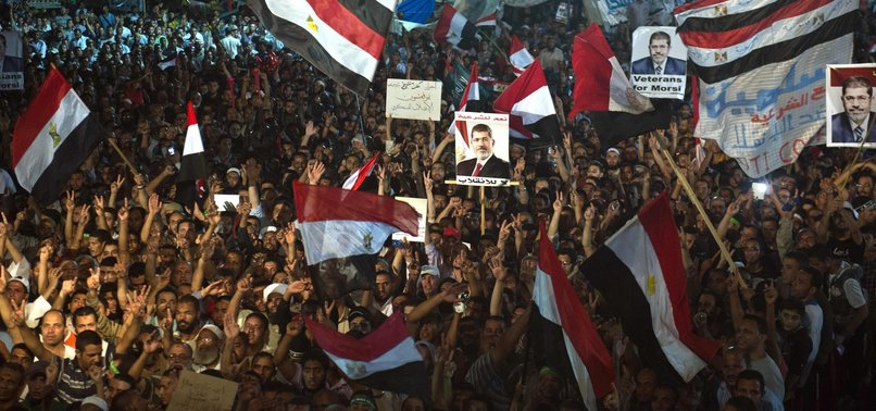 MUSLIM BROTHERS: EGYPT-WIDE UPRISING AGAINST SISI REGIME INEVITABLE