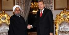 Erdoğan, Rouhani hold meeting after OIC summit