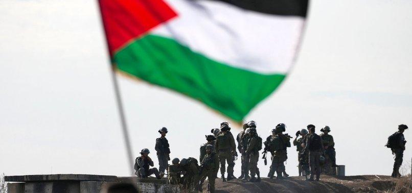 ISRAEL ARRESTS PALESTINE'S JERUSALEM MINISTER
