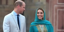 British royal couple wraps up Pakistan visit
