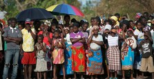 Mozambique faces cholera outbreak after cyclone