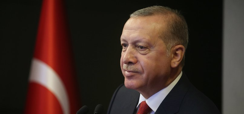 ERDOĞAN ON TURKEYS FIGHT AGAINST COVID-19: WE ARE ON THE RIGHT TRACK