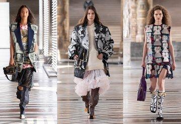 Louis Vuitton x Fornasetti: Sonbahar/Kış 2021