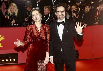 Berlin Film Festivali'nde kırmızı halı şıklığı