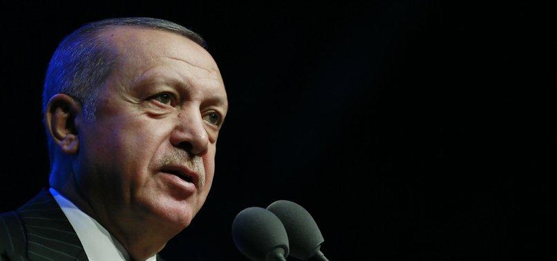 TURKISH PRESIDENT ERDOĞAN MARKS ATATÜRKS DEATH ANNIVERSARY