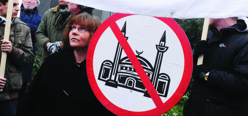 INTOLERANCE TOWARD MUSLIMS IN GERMANY GROWING, SURVEY FINDS