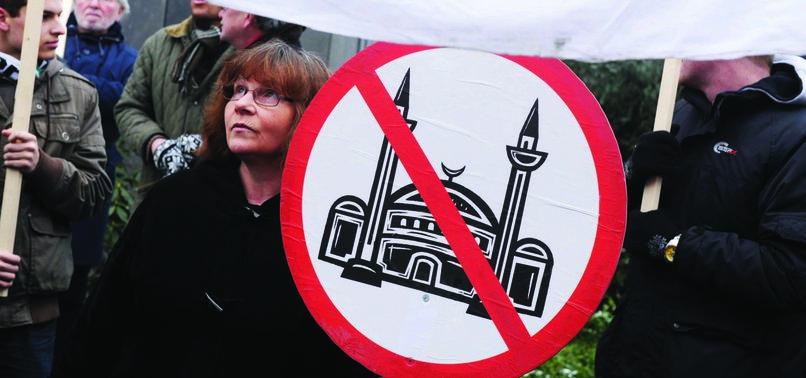 INTOLERANCE TOWARD MUSLIMS IN GERMANY GROWING, SURVEY FINDS