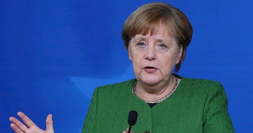 Merkel: Türkiye ile iyi ilişkilere sahip olmak istiyoruz
