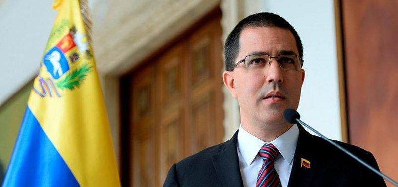 US HYPOCRITE OVER ITS CONCERN FOR VENEZUELANS: JORGE ARREAZA