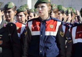 Jandarma ve Sahil Güvenlik'te başörtüsü yasağı kaldırıldı