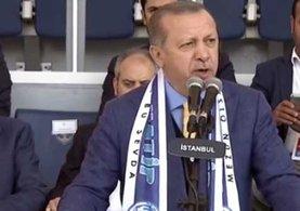 Cumhurbaşkanı Erdoğan:Talimatı verdim, 'arena' isimlerini statlardan kaldırıyoruz