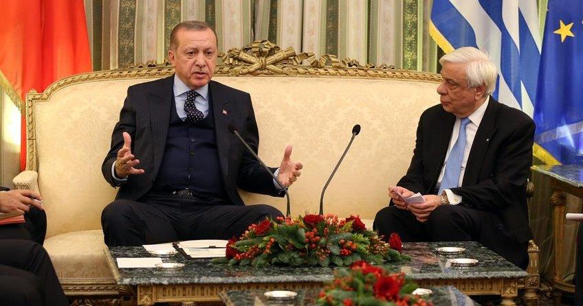 Cumhurbaşkanı Erdoğandan Yunanistana Lozan çıkışı