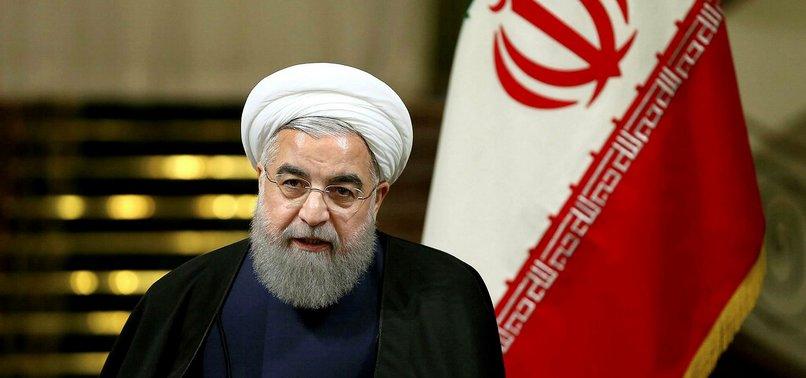 IRANIAN GOVERNMENT RESPONDS TO US, LABELS CENTCOM TERRORIST