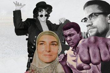 Dünyaca ünlü isimler nasıl Müslüman oldular?