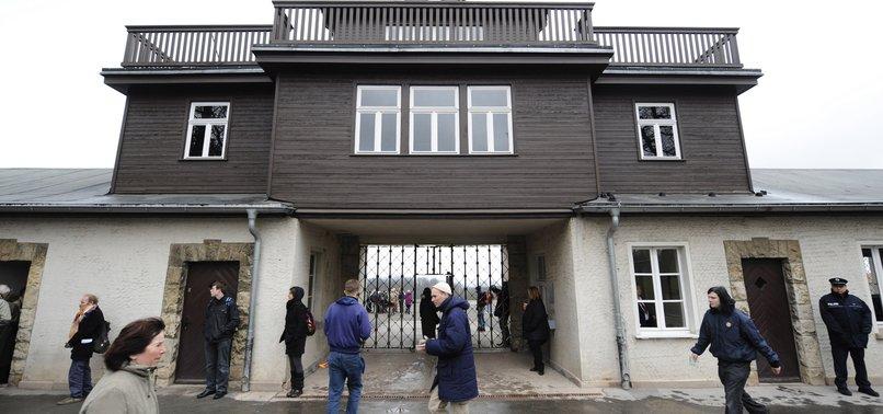 ALARM OVER NEO-NAZI VISITS AT FORMER BUCHENWALD CAMP