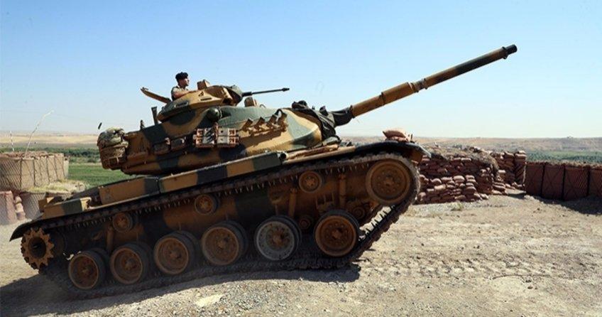 Fırat Kalkanı Harekatı'nda 6 DAEŞ'li terörist öldürüldü