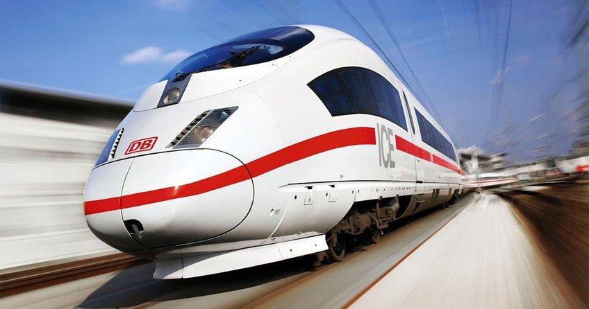 Deutsche Bahn yolcu rekoru kırdı