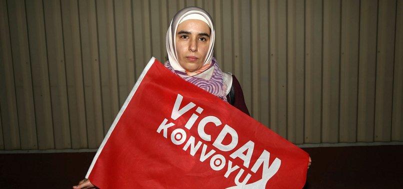 ASSAD REGIME EX-PRISONER PLEADS FOR JAILED SYRIAN WOMEN