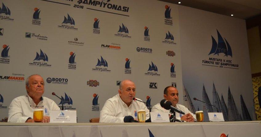 Mustafa V. Koç Türkiye Yat Şampiyonası'na doğru