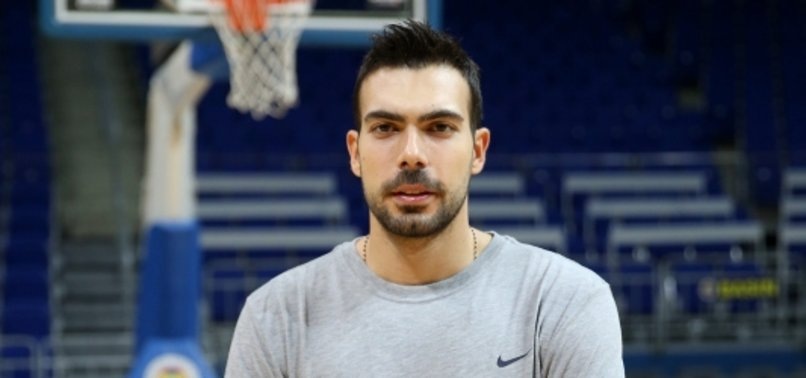 GREEK PLAYER SLOUKAS: I HAVE NOT SEEN HATRED IN TURKEY